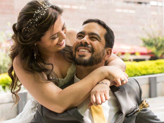 El matrimonio de Juan David y Maria Clara en Medellín, Antioquia 1