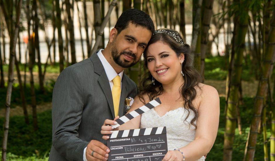 El matrimonio de Juan David y Maria Clara en Medellín, Antioquia