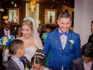 El matrimonio de Andrea y Javier 1