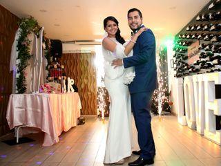El matrimonio de Juliana y Ricardo 2