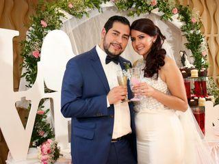 El matrimonio de Juliana y Ricardo 3