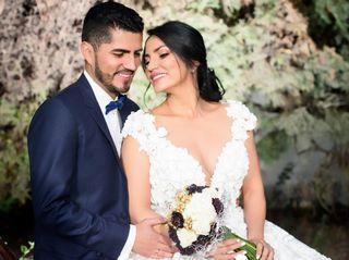 El matrimonio de Viviana y Julian