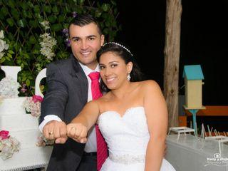 El matrimonio de Cindy y Victor