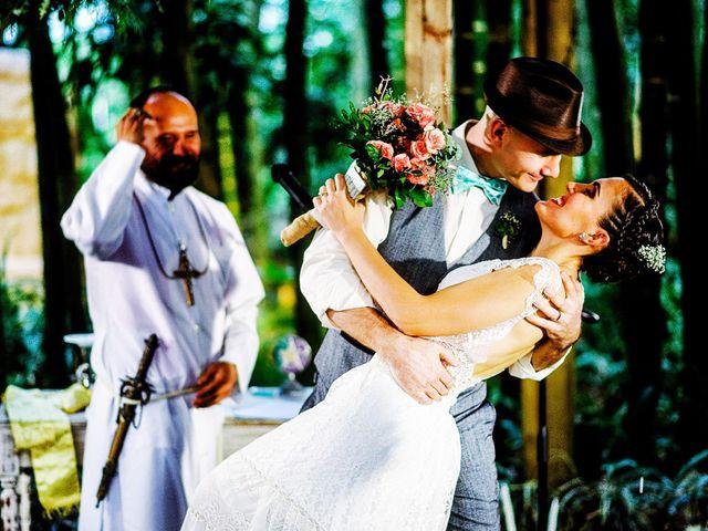El matrimonio de Natalia y Keith