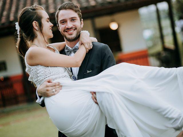 El matrimonio de Daniel y Johana en Pereira, Risaralda 66