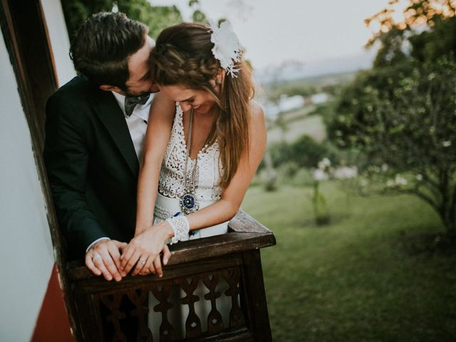 El matrimonio de Daniel y Johana en Pereira, Risaralda 74