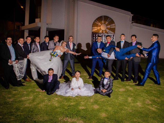 El matrimonio de Javier y Andrea en Bogotá, Bogotá DC 4