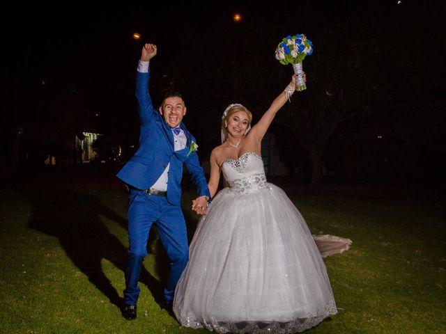 El matrimonio de Javier y Andrea en Bogotá, Bogotá DC 8