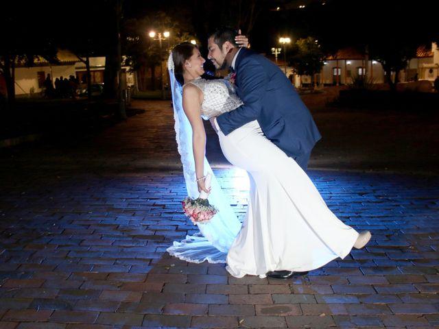 El matrimonio de Ricardo y Juliana en Bogotá, Bogotá DC 1