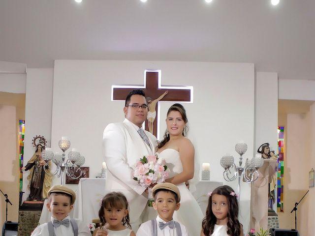 El matrimonio de Alberto y Diana en Jamundí, Valle del Cauca 60