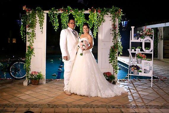 El matrimonio de Alberto y Diana en Jamundí, Valle del Cauca 67