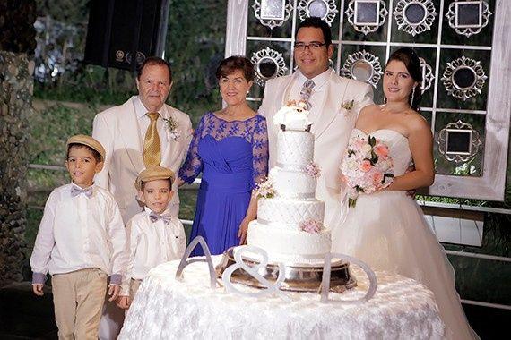 El matrimonio de Alberto y Diana en Jamundí, Valle del Cauca 78