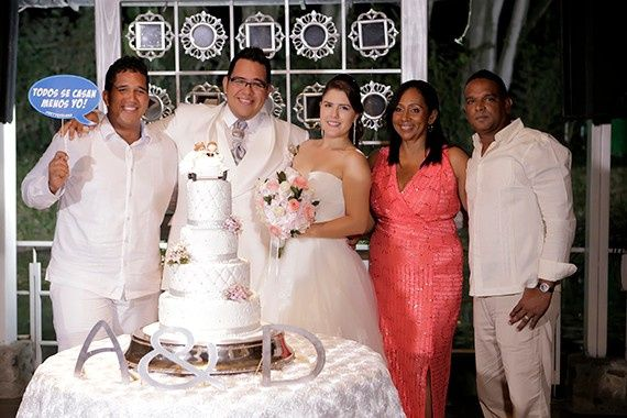 El matrimonio de Alberto y Diana en Jamundí, Valle del Cauca 79