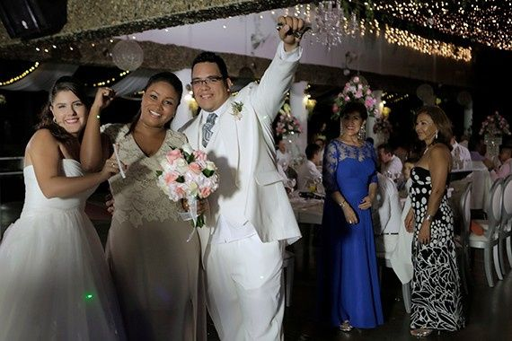 El matrimonio de Alberto y Diana en Jamundí, Valle del Cauca 93