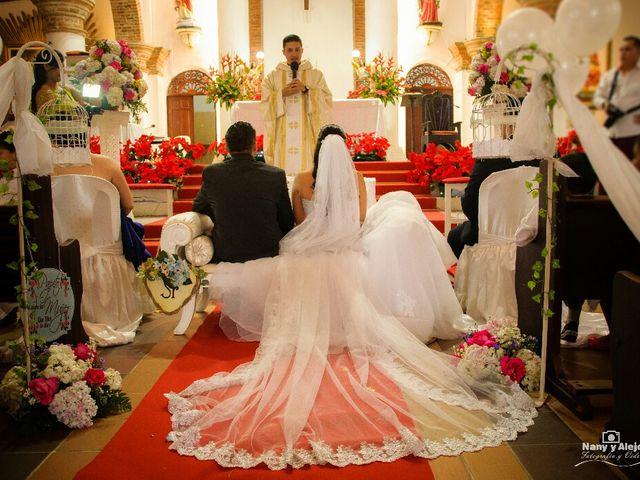 El matrimonio de Victor y Cindy en Garzón, Huila 17