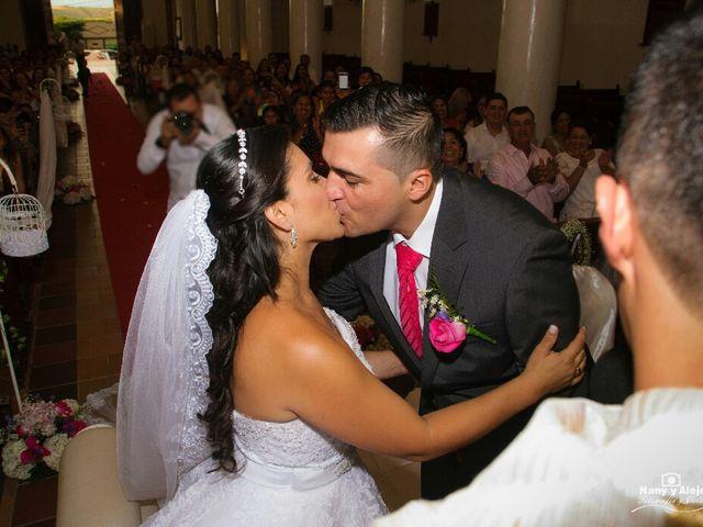 El matrimonio de Victor y Cindy en Garzón, Huila 19