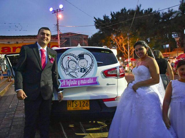 El matrimonio de Victor y Cindy en Garzón, Huila 37