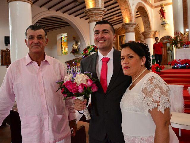 El matrimonio de Victor y Cindy en Garzón, Huila 41