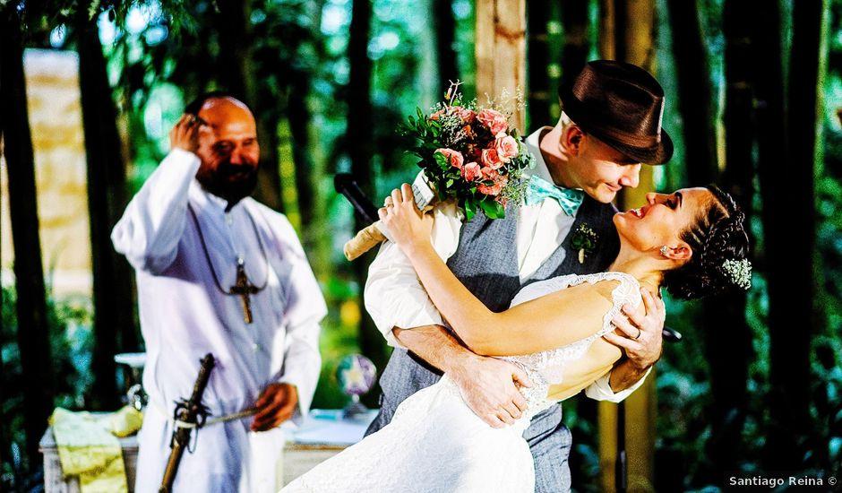 El matrimonio de Keith y Natalia en Girardota, Antioquia