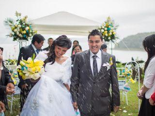 El matrimonio de Sofía y Fabio