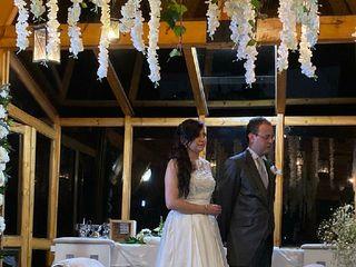 El matrimonio de Alejandra y Fabián 1