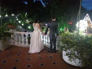 El matrimonio de Alejandra y Fabián 2