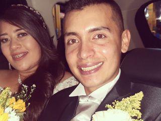 El matrimonio de Laura y Óscar 1
