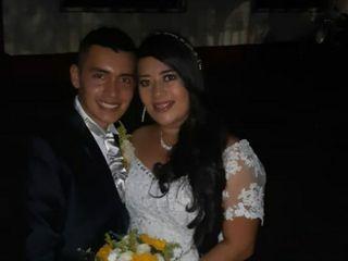 El matrimonio de Laura y Óscar 2