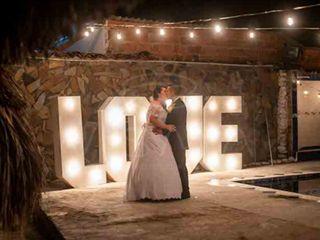 El matrimonio de Laura y Óscar