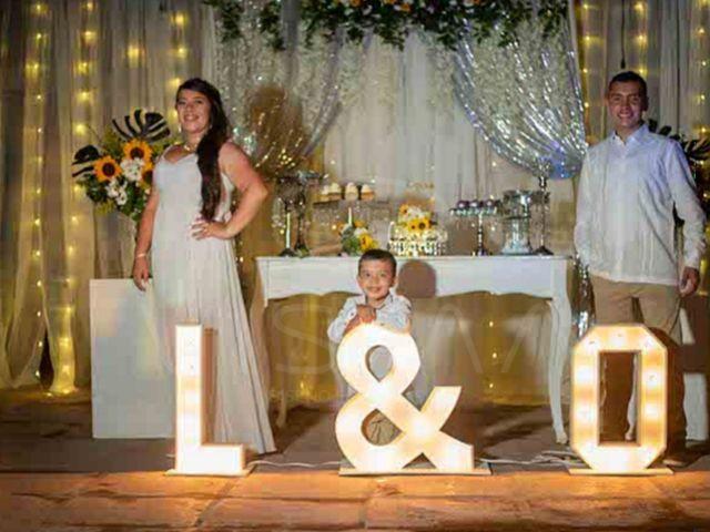 El matrimonio de Óscar y Laura en La Dorada, Caldas 19