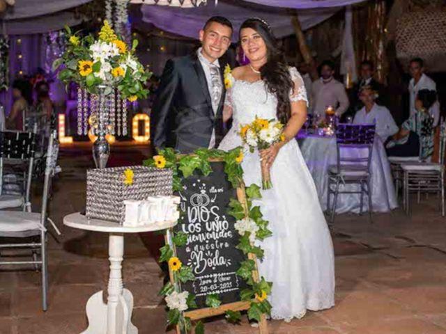 El matrimonio de Óscar y Laura en La Dorada, Caldas 26