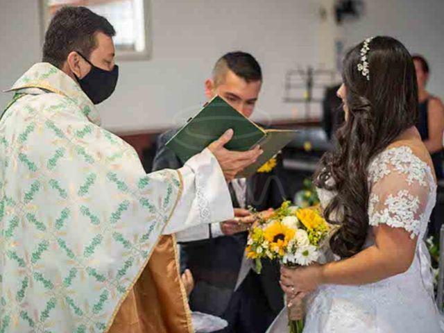 El matrimonio de Óscar y Laura en La Dorada, Caldas 27