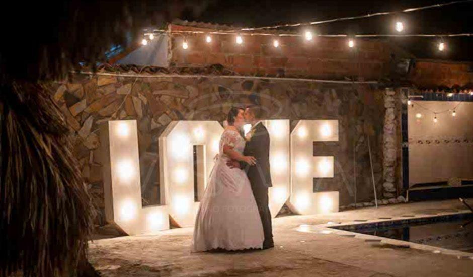 El matrimonio de Óscar y Laura en La Dorada, Caldas