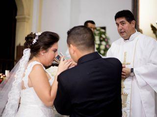 El matrimonio de Sandra  y Andres  3