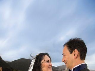El matrimonio de Joha y Andrés 1