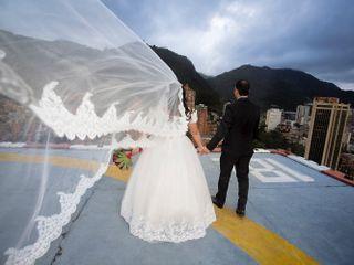 El matrimonio de Joha y Andrés 3