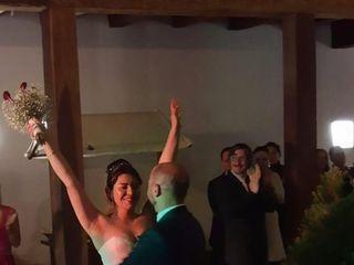 El matrimonio de Melissa y Andrés  2