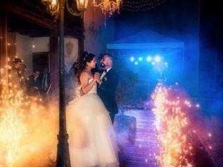 El matrimonio de Melissa y Andrés