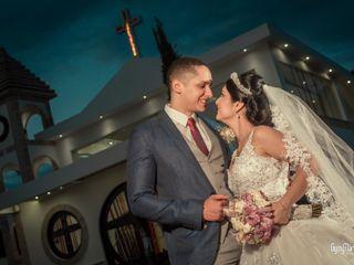 El matrimonio de Julieth y Magdiel