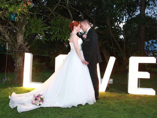 El matrimonio de Wilson y Diana en Cota, Cundinamarca 9