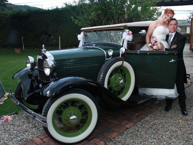 El matrimonio de Wilson y Diana en Cota, Cundinamarca 17