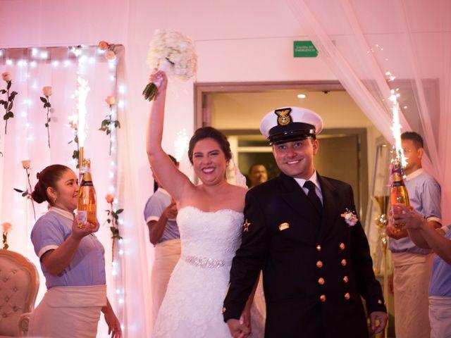 El matrimonio de Andres  y Sandra  en Cartagena, Bolívar 4