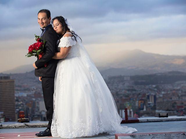 El matrimonio de Andrés y Joha en Bogotá, Bogotá DC 1