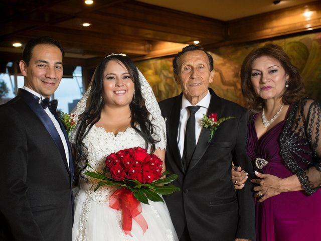El matrimonio de Andrés y Joha en Bogotá, Bogotá DC 9