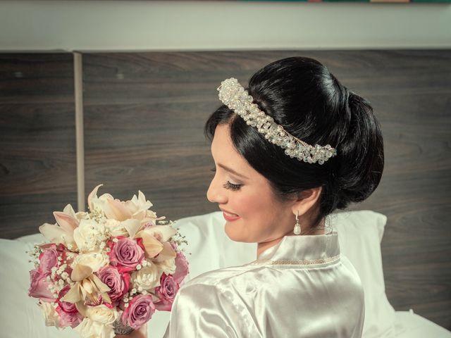 El matrimonio de Magdiel y Julieth en Girón, Santander 4