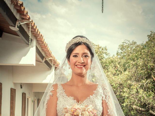 El matrimonio de Magdiel y Julieth en Girón, Santander 5