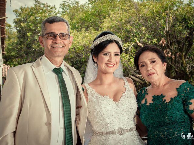 El matrimonio de Magdiel y Julieth en Girón, Santander 7