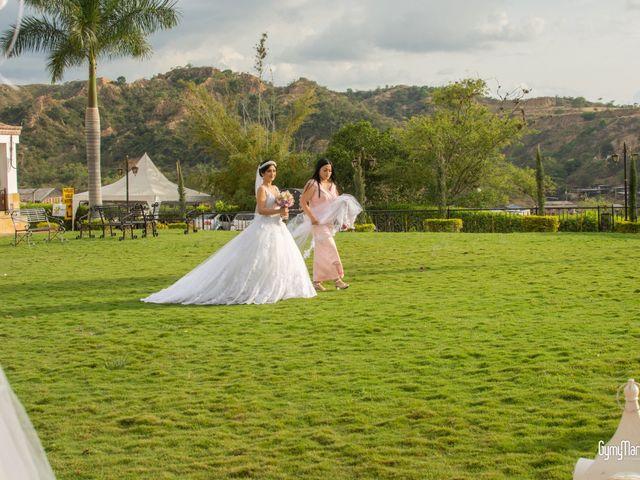 El matrimonio de Magdiel y Julieth en Girón, Santander 9