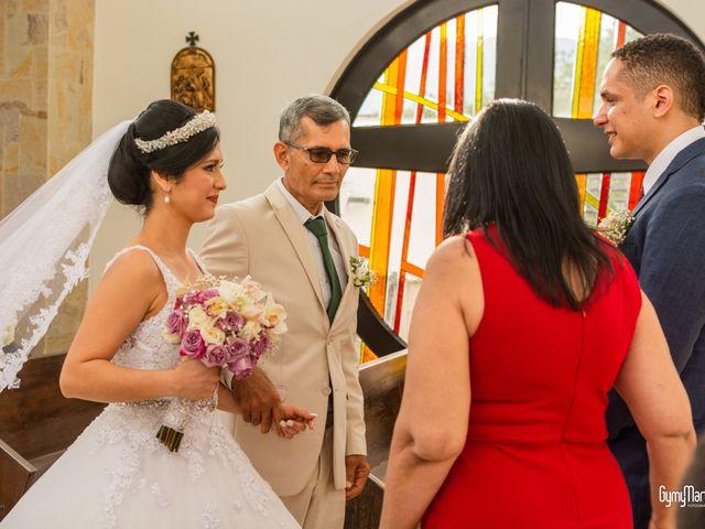 El matrimonio de Magdiel y Julieth en Girón, Santander 10