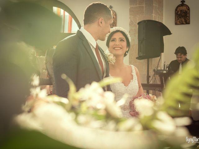 El matrimonio de Magdiel y Julieth en Girón, Santander 11